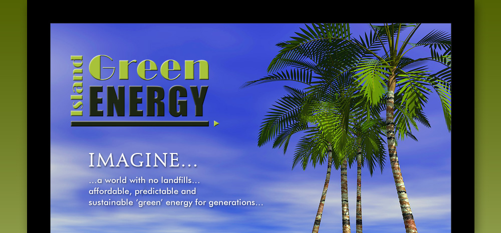 Island Green Energy - Welcome